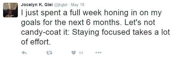 Jocelyn Glei Tweet | Hubgets