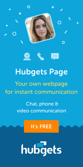 Hubgets Page