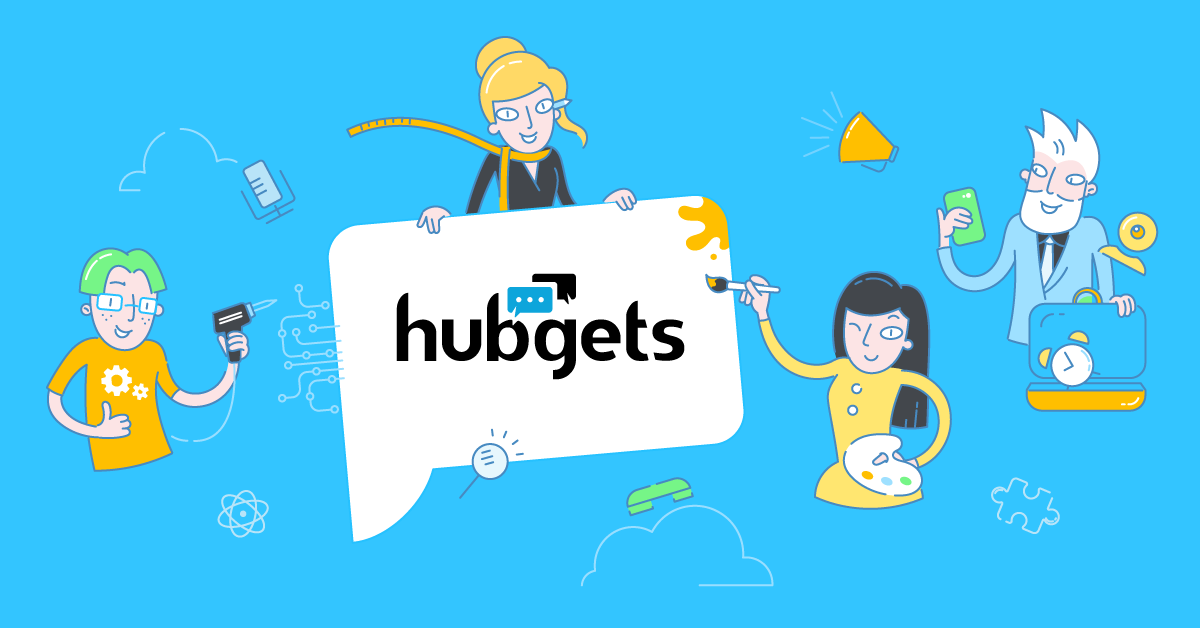 Hubgets - Terms of Use